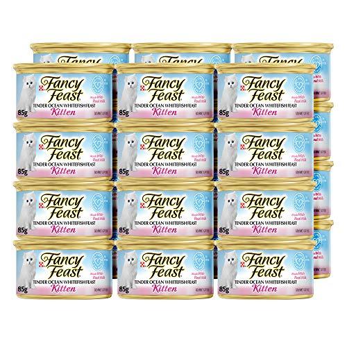 Purina Fancy Feast Kitten Canned Wet Cat Food