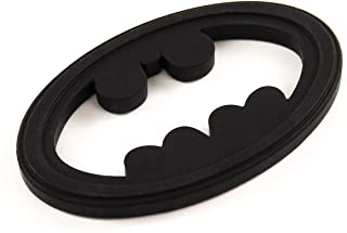 Bumkins DC Comics Batman Silicone Teether, Flexible, 3 months and up