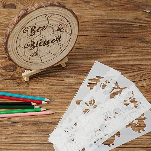 101pcs Wood Burning Kit, Professional Pyrography Pen Tool, Creative wood burner Tool Set , Adjustable Temperature WoodBurner for Embossing/Carving,Suitable for Beginners,Adults,Kids