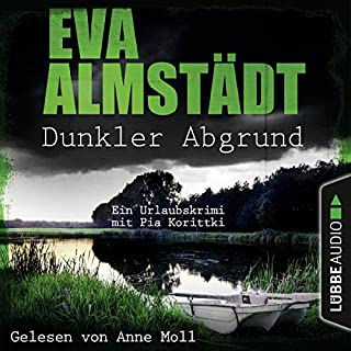 Dunkler Abgrund audiobook cover art
