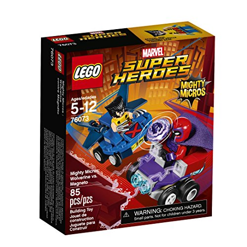 LEGO Super Heroes Mighty Micros: Wolverine Vs. Magneto