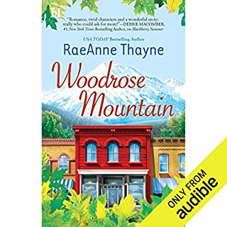 Woodrose Mountain audiobook cover art
