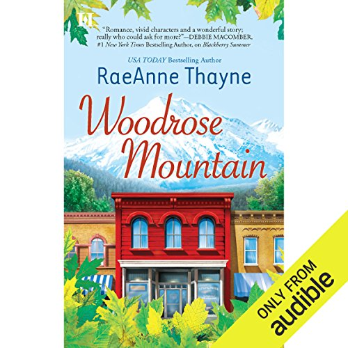Woodrose Mountain audiobook cover art