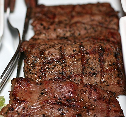 USDA Choice Beef Sirloin Cap Steak - 6 oz - Steaks for Delivery