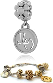 Endless Jewelry Sterling Silver Jennifer Lopez JLO Blossom 3320 FOR ENDLESS SILVER CHARM BRACELETS ONLY