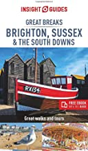 Insight Guides Great Breaks Brighton, Sussex & the South Downs (Travel Guide with Free eBook)