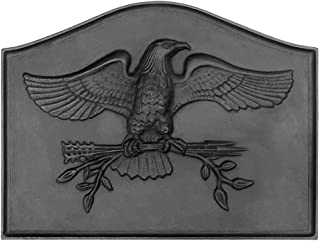 Minuteman International American Eagle Cast Iron Fireback