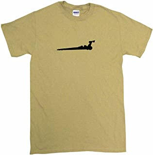 Drag Racing Dragster Silhouette Men's Tee Shirt