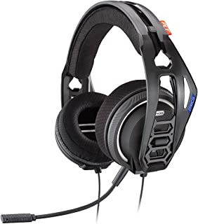 Plantronics Gaming Headset, RIG 400HS Stereo Gaming Headset for PS4 with Noise-Cancelling Mic and Performance Audio (Renewed)