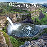 Washington Wild & Scenic 2022 12 x 12 Inch Monthly Square Wall Calendar, USA United States of America Pacific West Coast State Nature