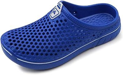 AMOJI Kids Clogs Garden Shoes Beach Slippers Sandals KID161
