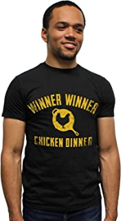 Playerunknown's Battlegrounds PUBG Shirt Winner Winner Chicken Dinner Mens' T-shirt