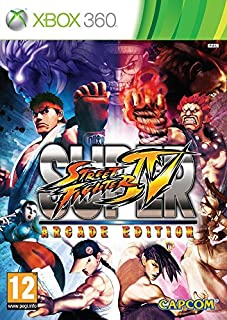Super Street Fighter IV - édition arcade (B004YZ260E) | Amazon price tracker / tracking, Amazon price history charts, Amazon price watches, Amazon price drop alerts