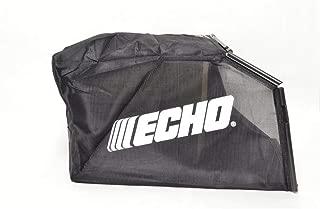 HOMELITE RYOBI 970687001 Genuine Grass Bag W White Logo Echo Replaces Also Used ON RIDGID Troy-BILT Echo Powerstroke Workforce BLACKMAX