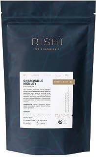 Rishi Tea Loose Leaf Herbal Tea | Immune Support, Stress-Reducer, Organic, Caffeine-Free, Sweet | 1 lb Bag, Makes 150 Cups...