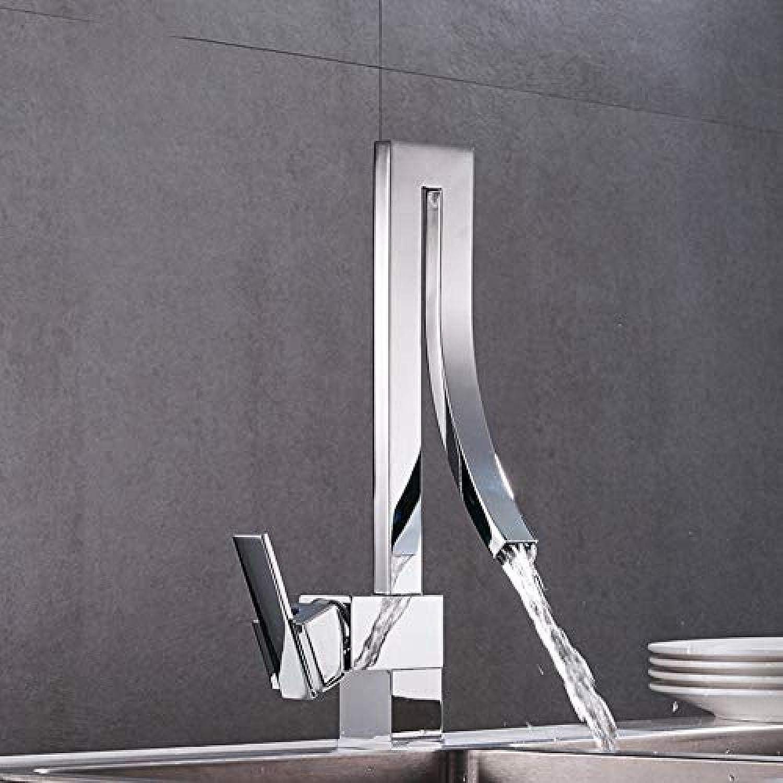 Küchenmischer Neues Angebot Küchenarmaturen Küchenwaschbecken Armaturen Wasserhahn Küche Kalt- Und Warmwasser ndern Einhand Wasserfall Wasserhahn
