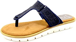 MARCO TOZZI 27101 Womens Sandals Navy