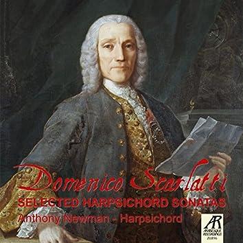 Domenico Scarlatti: Selected Harpsichord Sonatas