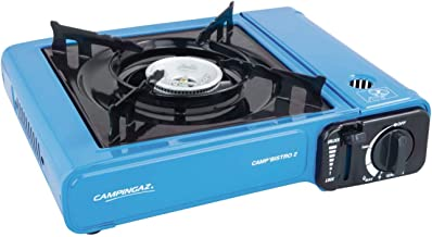 Campingaz 2000030424 Camp Bistro Stove 37 X 27.9 X 12.3 cm, Black And Blue
