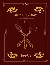 just add magic: cookbook with recipes and riddles book 1