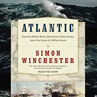 Atlantic audiobook cover art