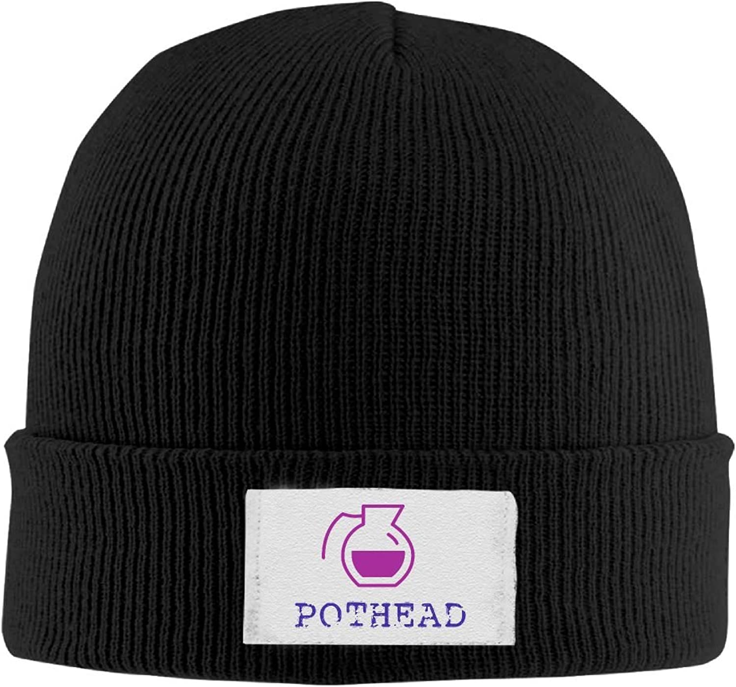 Pothead Beanie Hat Cool Stocking Black Style