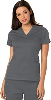 95cc2aed30e Amazon.com: XXL - Scrub Tops / Medical: Clothing, Shoes & Jewelry