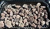 Campingaz Xpert 100 L Plus Rocky Barbacoa Gas para Piedra Volcanica, BBQ gas con 2 quemadores, 7.1kW de potencia, 2 Parrillas de acero cromado, 2 mesas laterales y rocas de lava - 4