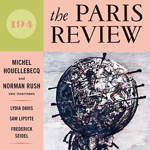 The Paris Review No.194, Fall 2010 audiobook cover art