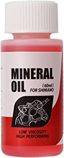 comprar comparacion Celan - Líquido de aceite mineral para sistema de frenos Shimano, envase de 60 ml; aceite para bicicletas de montaña