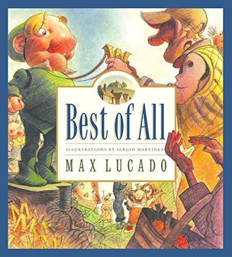 Best of All (Volume 4) (Max Lucado's Wemmicks, 4)