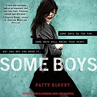 Some Boys audiobook cover art