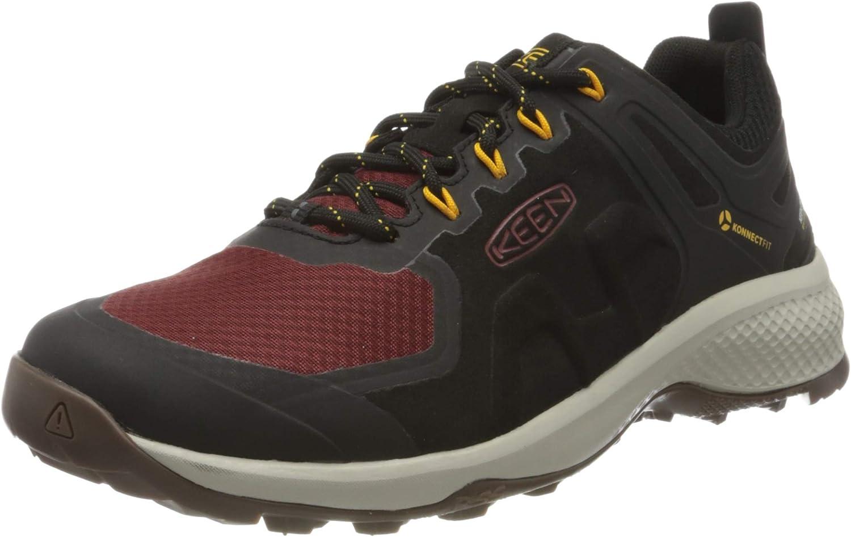 KEEN Men's Explore Wp Hiking Shoe, 14