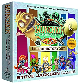 Steve Jackson Games Munchkin CCG Introductory Set