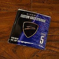 ディングウォル CUSTOM BASS STRINGS [STAINLESS 5ST] SET ROUND-WOUND .045-.127[PB]