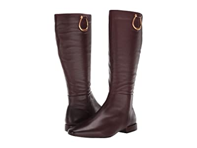 Naturalizer Carella (Chocolate Leather) Women