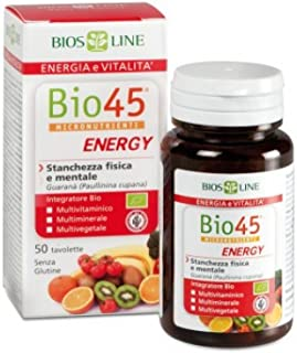 Bios Line 65874 45 Energy, 50 compresse