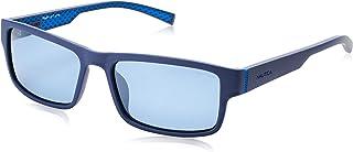 نظارات شمسية للرجال من نوتيكا، لون ازرق، 58 ملم، N6241S