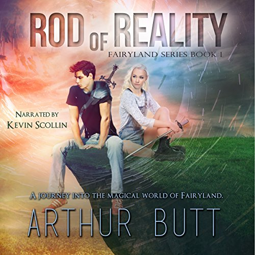 Rod of Reality audiobook cover art
