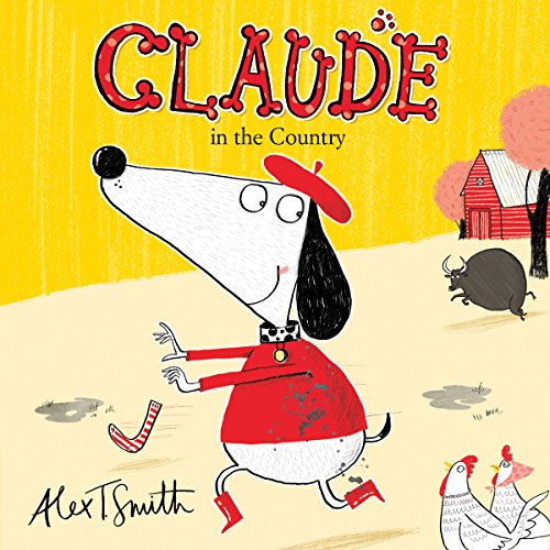 Claude in the Country audiobook cover art