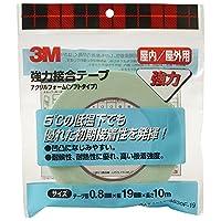 3M VHB 構造用接合テープ Y-4630F 19mm幅x10M Y4630F 19X10 R