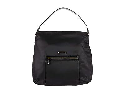 Fiorelli Erin Hobo (Black) Handbags