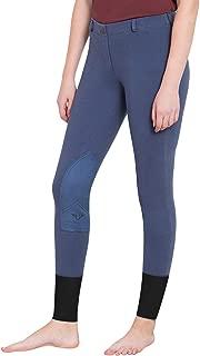 TuffRider Ladies Starter LowRise Pull-On Knee Patch Breeches