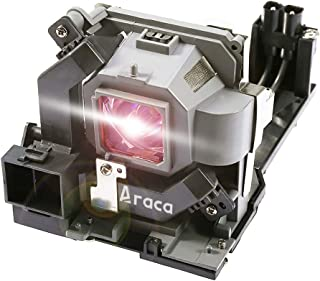 Araca NP27LP Projector Lamp with Housing for NEC M282X M283X M282XS M283XS NP-M282X NP-M283X Projector