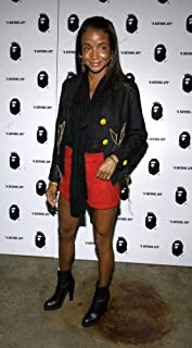 Posterazzi Poster Print EVC0511JACBK007LARGE Genevieve Jones at The Store Opening of A Bathing Ape New York Ny January 11 2005. Photo by David BlackmanEverett Collection Celebrity (16 x 20)