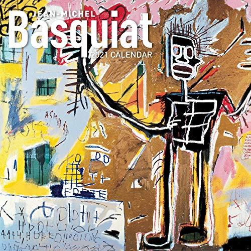 Jean-Michel Basquiat 2021 Wall Calendarの詳細を見る