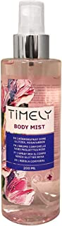 Timely - Bruma corporal con fragancia sensual 200 ml