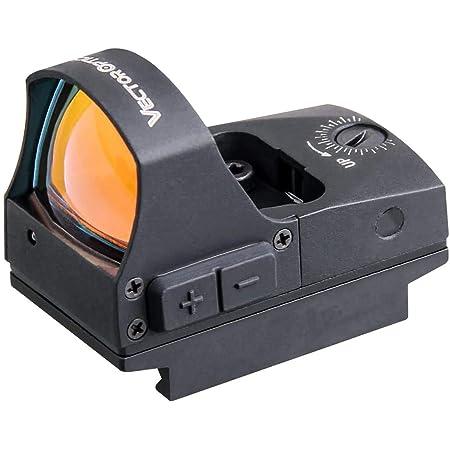 2018 Vector Optics Reddot Rotpunkt Visier Spirit Inkl Inkl Picatinny Weaver Rail Montage Doctersight Kompartibel Zieloptik Sport Freizeit