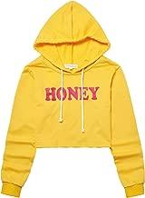 Best honey cropped hoodie Reviews