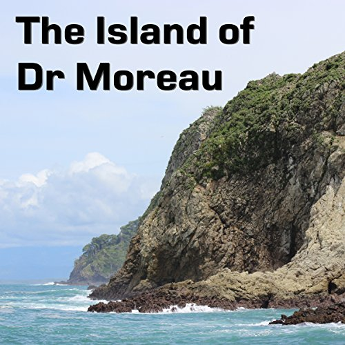 The Island of Dr Moreau Titelbild